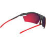 Rudy Project Rydon Brille graphite - rp optics multilaser red