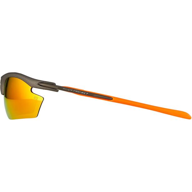 Rudy Project Rydon Lunettes, gris/orange