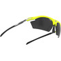 Rudy Project Rydon Lunettes, yellow fluo gloss - rp optics smoke black