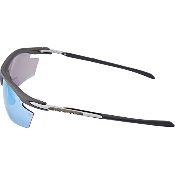 Rudy Project Rydon Readers +2.0 dpt Brille matte black / multilaser ice