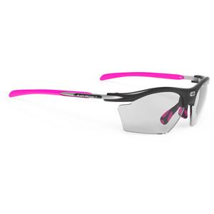 Rudy Project Rydon Slim Brille schwarz/pink schwarz/pink