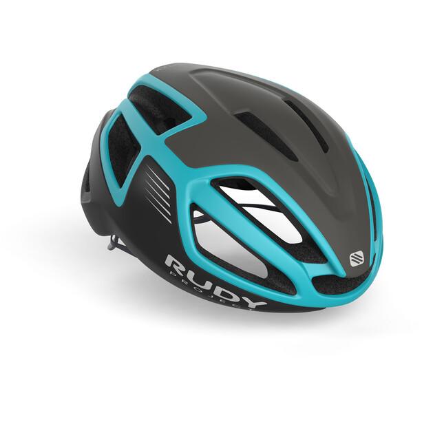 Rudy Project Spectrum Helmet turquoise/black matte