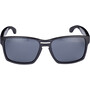 Rudy Project Spinair 57 Sonnenbrille Black Gloss - RP Optics Smoke Black