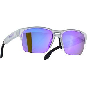 Rudy Project Spinair 58 Lunettes de soleil, blanc/violet blanc/violet