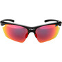 Rudy Project Stratofly Brille black matte - rp optics multilaser red