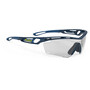 blue navy matte - impactx photochromic 2 black
