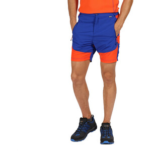 Regatta Sungari Shorts Herren surf spray/blaze orange surf spray/blaze orange