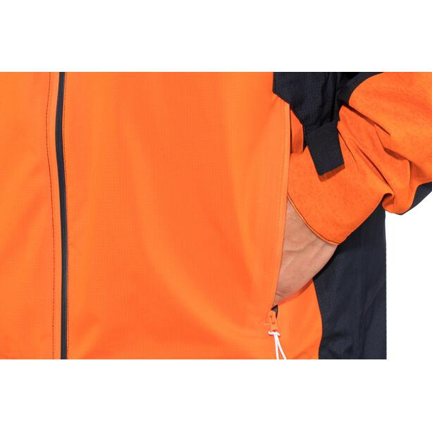 Regatta Oklahoma IV Jacke Herren navy/blaze orange