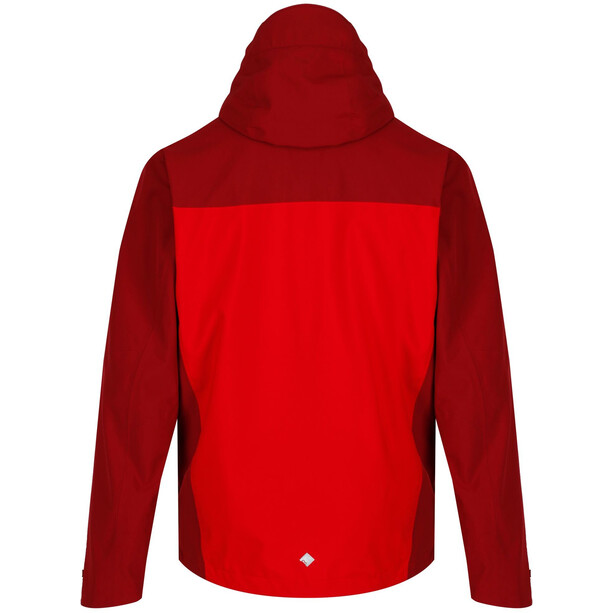 Regatta Birchdale Jacke Herren delhi red/classic red