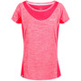 Regatta Breakbar IV Lyhythihainen T-Paita Naiset, vaaleanpunainen