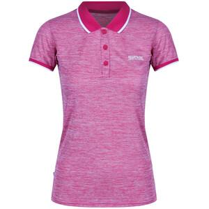 Regatta Remex II Kurzarm T-Shirt Damen pink pink