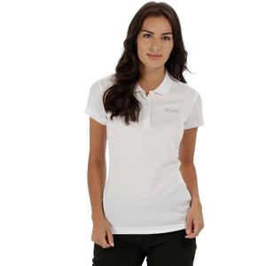 Regatta Maverick IV Kurzarmshirt Damen white white
