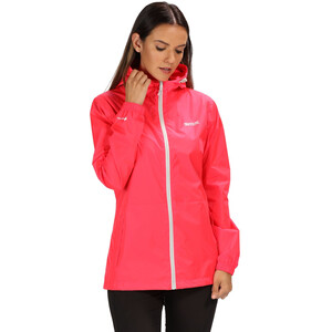 Regatta Pack It III Jacke Damen neon pink neon pink