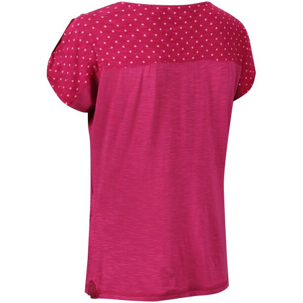 Regatta Freesia T-Shirt Damen beaujls polk