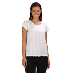 Regatta Jakayla T-Shirt Damen white dobby white dobby