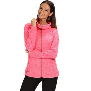 Regatta Ezri Jacke Damen neon pink neon pink