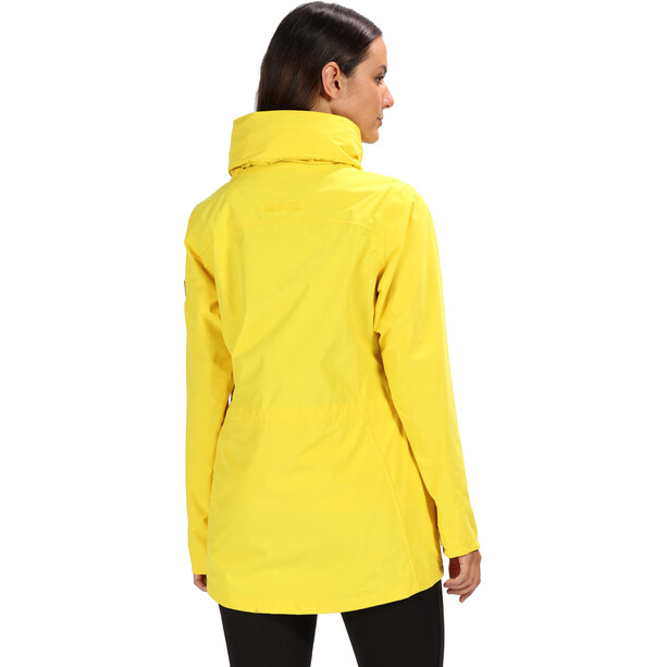 Regatta Nakotah Jacke Damen yellowsulphr