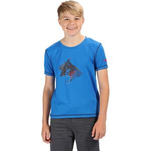 Regatta Alvarado IV T-Shirt Kinder oxford blue oxford blue