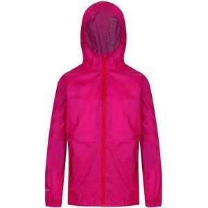 Regatta Pack It III Takki Lapset, vaaleanpunainen vaaleanpunainen