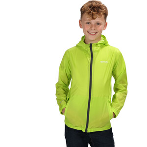 Regatta Pack It III Jacke Kinder lime punch lime punch