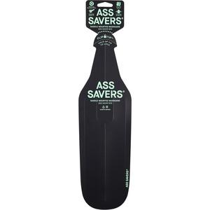 Ass Savers Ass Saver Mudguard large svart svart