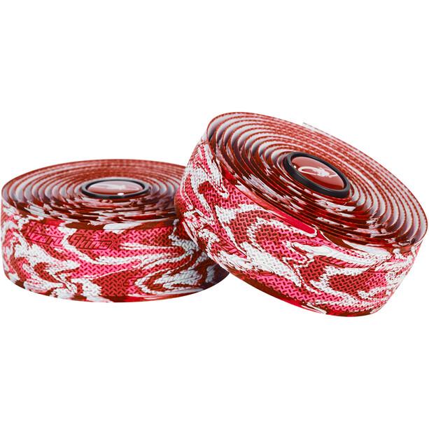 Lizard Skins DSP Handlebar Tape 2,5mm red camo