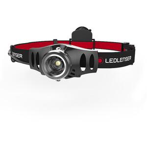 Ledlenser H5 Linterna frontal, negro/rojo negro/rojo