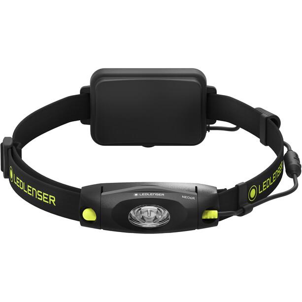Led Lenser NEO6R Stirnlampe black