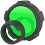 musta/vihreä