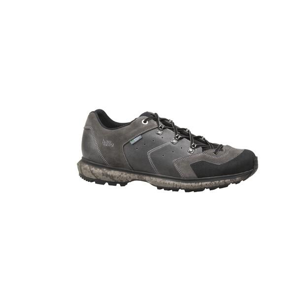 Hanwag Tarso ES Chaussures à tige basse Homme, gris/noir