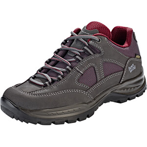 Hanwag Gritstone II GTX Chaussures Femme, gris/violet gris/violet