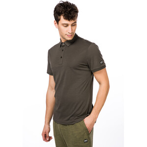 super.natural Essential Polo Shirt Herren killer khaki killer khaki