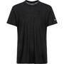 super.natural Essential I.D. T-Shirt Herren jet black/jet black logo