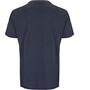 super.natural Essential I.D. T-Shirt Herren navy blazer melange/jet black logo