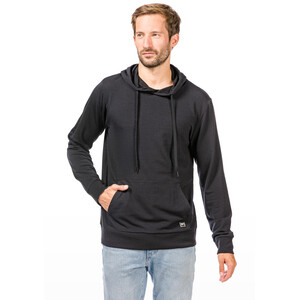 super.natural Essential Hoodie Herren jet black jet black