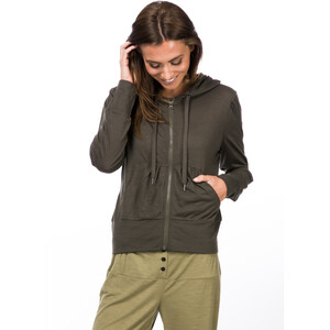super.natural Cover Up Hoodie Damen killer khaki killer khaki