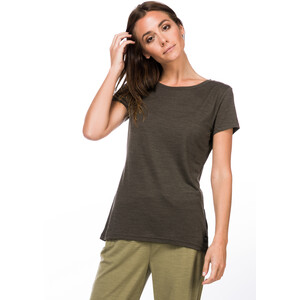 super.natural Everyday T-Shirt Damen killer khaki melange killer khaki melange