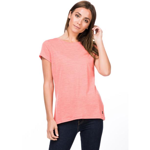 super.natural Everyday T-Shirt Damen georgia peach melange
