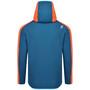 Dare 2b Appertain II Softshell Jacke Herren atlantic blue/blaze orange