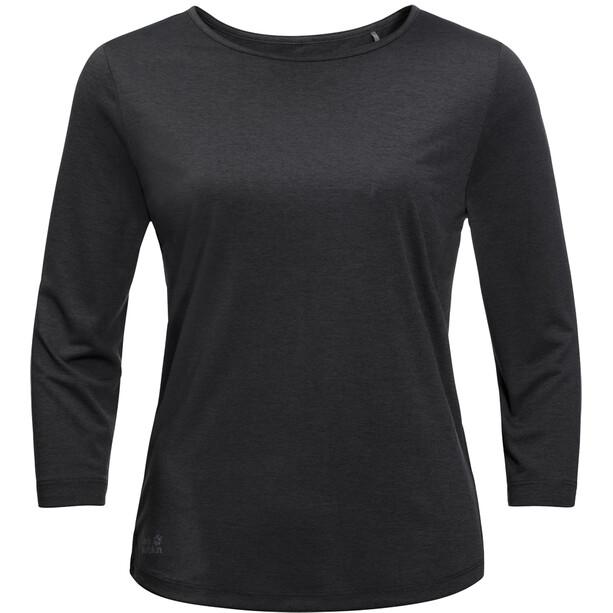 Jack Wolfskin JWP T-Shirt Damen phantom
