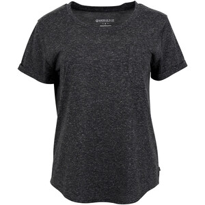 United By Blue Standard Kurzarm Standard Pocket T-Shirt Damen black black