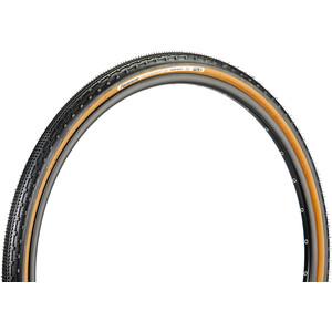 Panaracer Gravelking SK Folding Tyre 700x38C TLC, black/brown black/brown