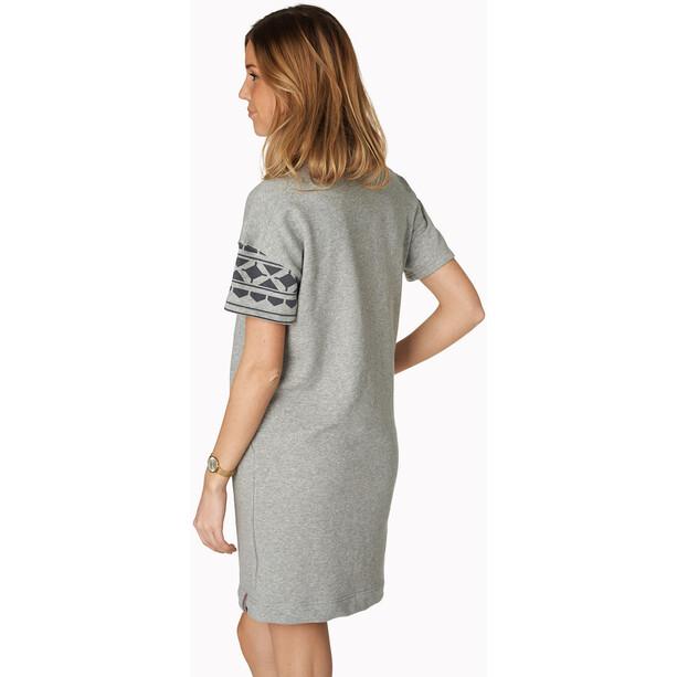 Varg Haväng Kleid Damen grey