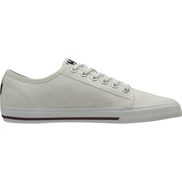 Helly Hansen Fjord Canvas V2 Schuhe Damen off white/beet red/navy