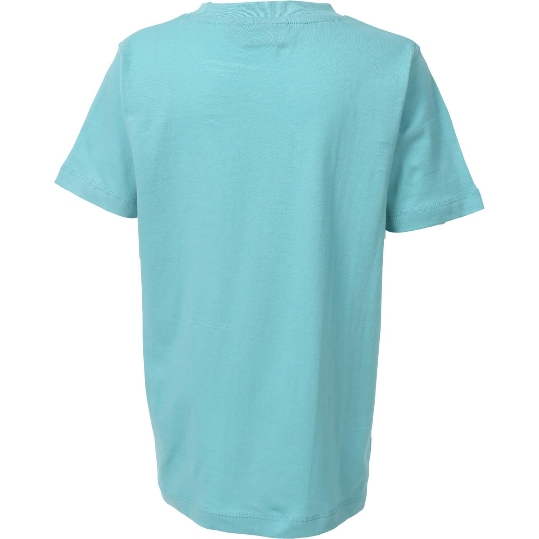 Color Kids Theo T-Shirt Jungen aqua sea