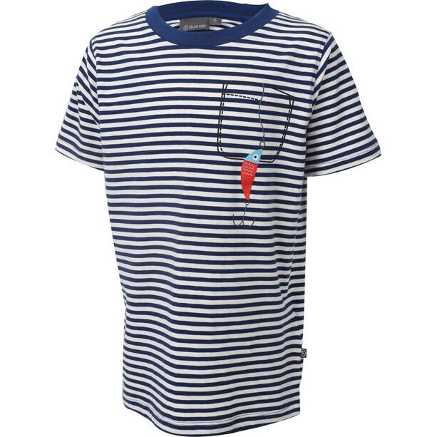 Color Kids Niton T-Shirt Jungen estate blue