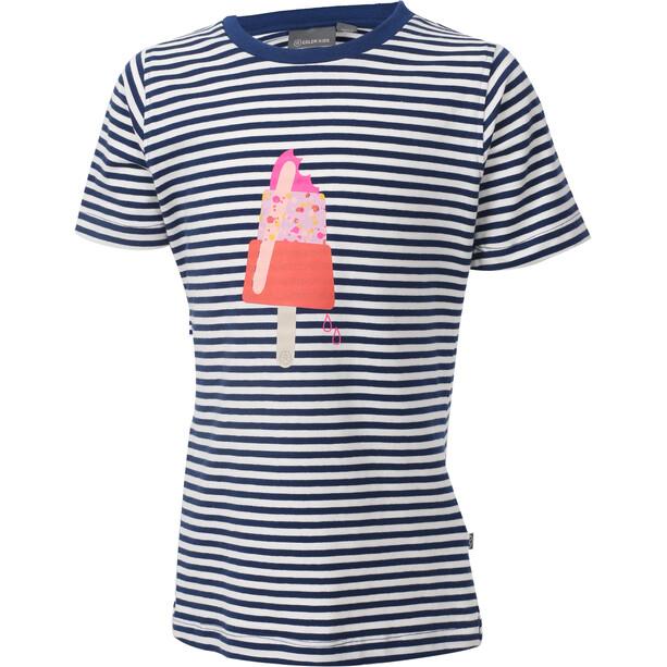 Color Kids Nicole T-Shirt Mädchen estate blue