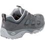 Jack Wolfskin Vojo Hike 2 Low-Cut Schuhe Damen pebble grey