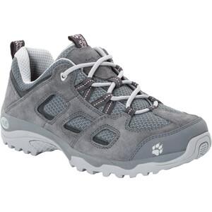 Jack Wolfskin Vojo Hike 2 Low-Cut Schuhe Damen pebble grey pebble grey