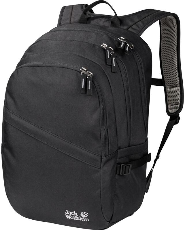 60f16bfeeb59b Dayton Backpack black 2019 Freizeit-   Schulrucksäcke. JACK WOLFSKIN ...